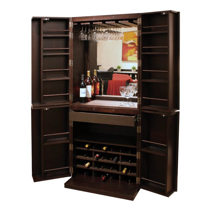 Sonoma Wine Cabinet Hidden Bar For The Home Pinterest