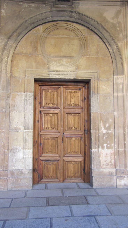 Spanish door 1081 metal entry door pinterest for Door in spanish