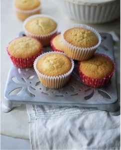 Vanilla Cupcakes – Gluten-Free recipe from Phil Vickery's new book ...