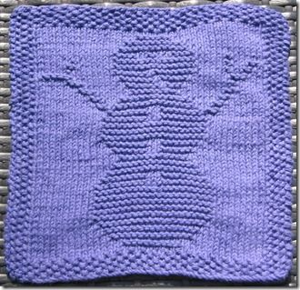 Free Knitted Dishcloth Patterns Snowman : Snowman Dishcloth ~ free pattern Knitting - Dishcloths Pinterest