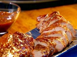 Chinese roast pork