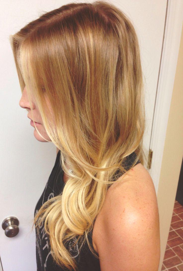 Strawberry Blonde Balayage Hairbyalexis Beautiful Hair