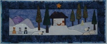 Christmas Quilt Patterns Oh Holy Night Nativity Quilt Pattern