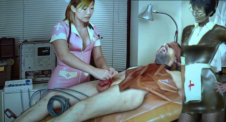 Bdsm medizinische Fetisch Krankenschwester