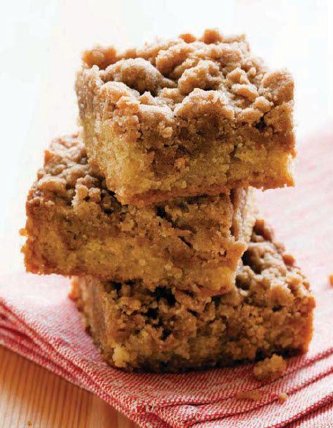 New York—Style Crumb Cake | Coffee Cakes | Pinterest