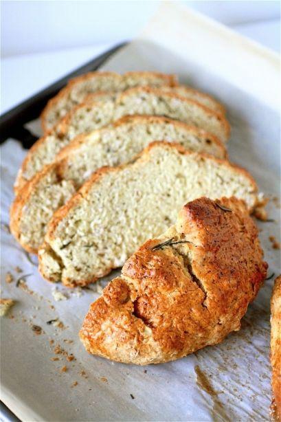Brown Butter Soda Bread | Breads | Pinterest