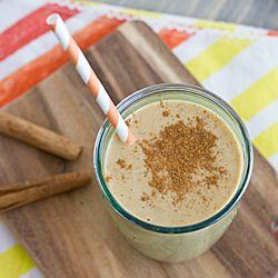 Pumpkin Spice Breakfast Shake | yummy-licious | Pinterest