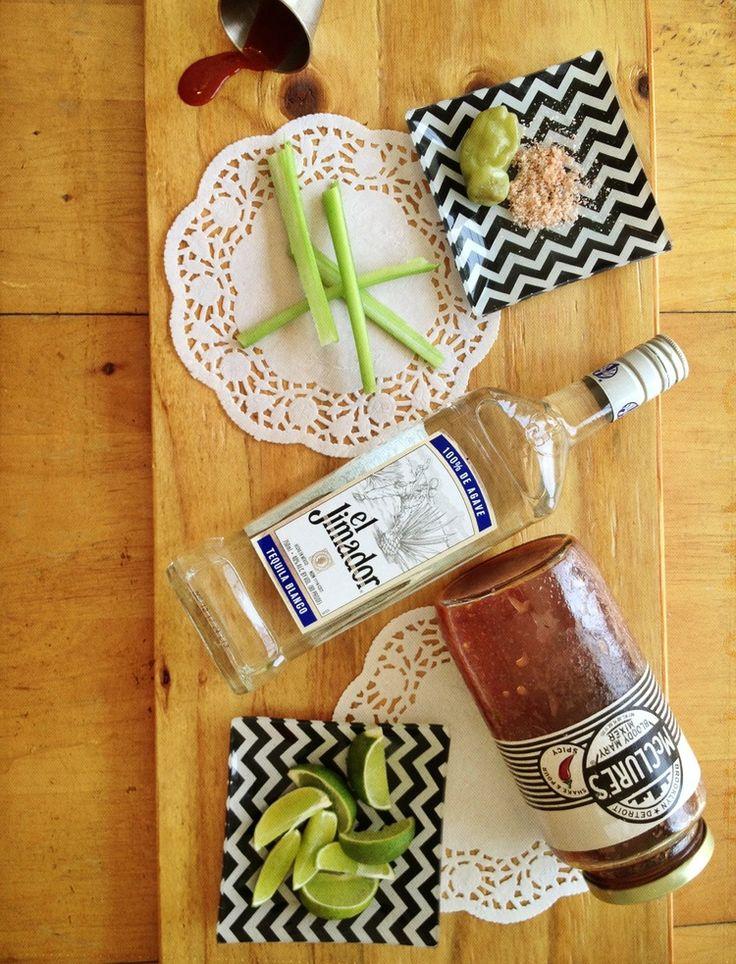 Bloody Orange Maria Recipe — Dishmaps