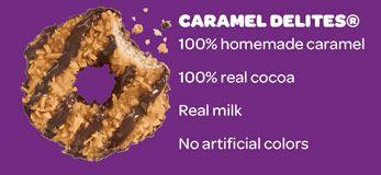 Caramel deLites