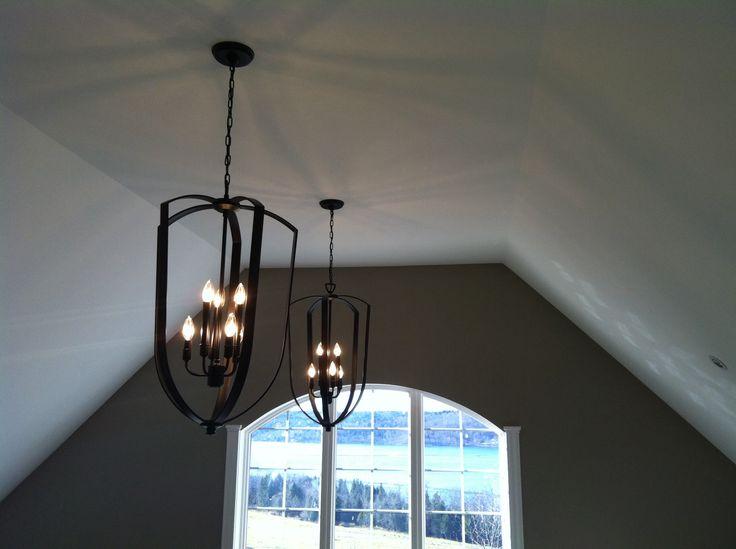 cathedral ceiling light fixtures lighting pinterest. Black Bedroom Furniture Sets. Home Design Ideas