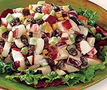 Waldorf Salad (4 WW Points+)
