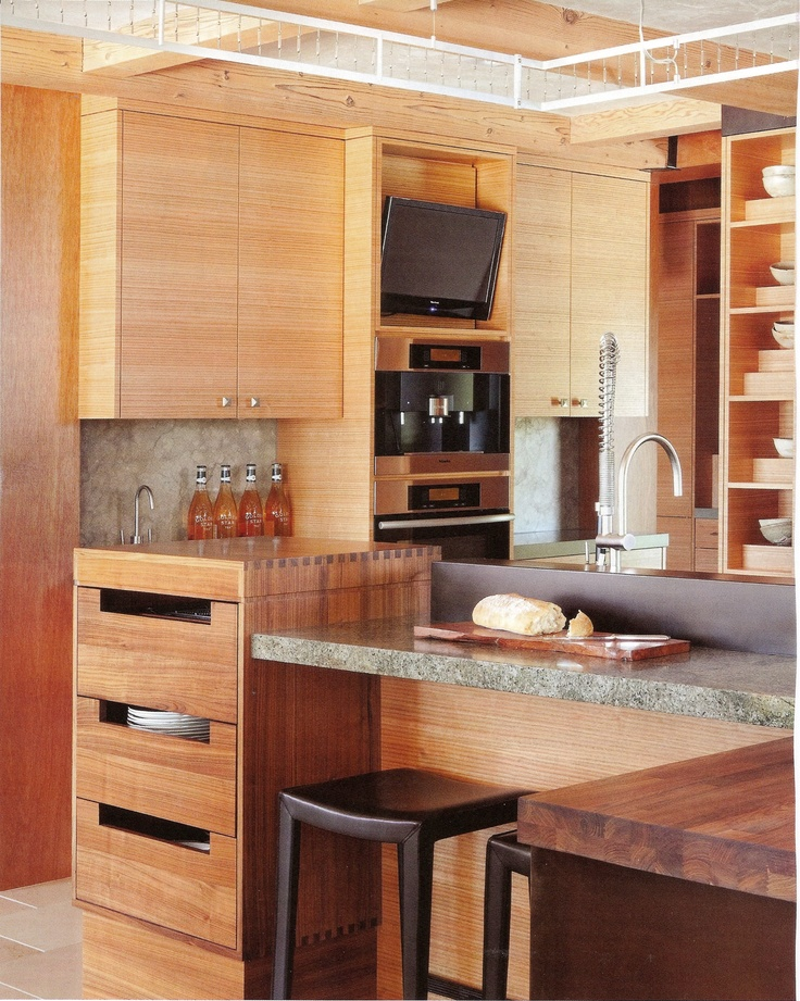 Pin by edith bryan on kitchen design images pinterest Modern kitchen design magazine