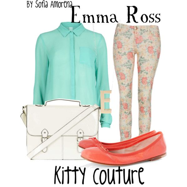 Emma RossEmma Ross Outfits On Jessie