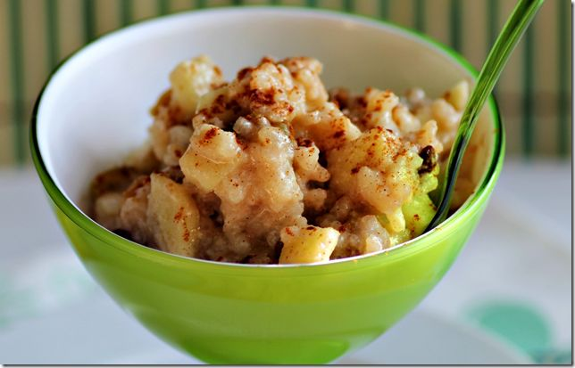 Cinnamon Rice With Apples Recipes — Dishmaps