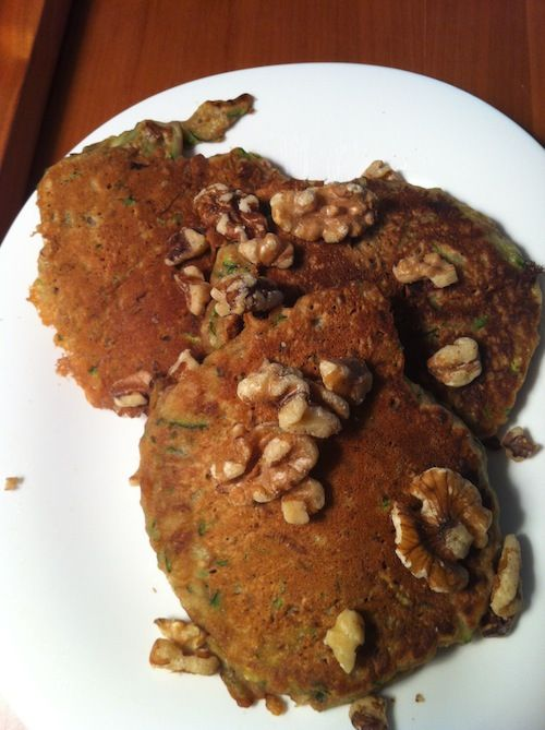 Zucchini Bread Pancakes | Recipes | Pinterest