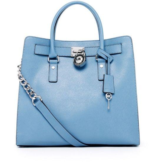 blue handbag michael kors cakes de bolsos y carteras pinterest. Black Bedroom Furniture Sets. Home Design Ideas