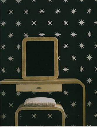 Coronata Star wallpaper by Osborne & Little.