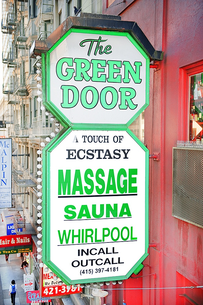 san francisco massage parlours