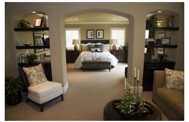 Amazing Master Bedroom Home Ideas Pinterest