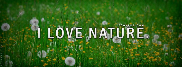 Nature Love Quotes & Words Pinterest