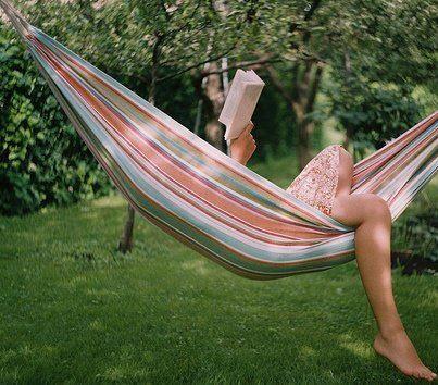 Siesta con lectura