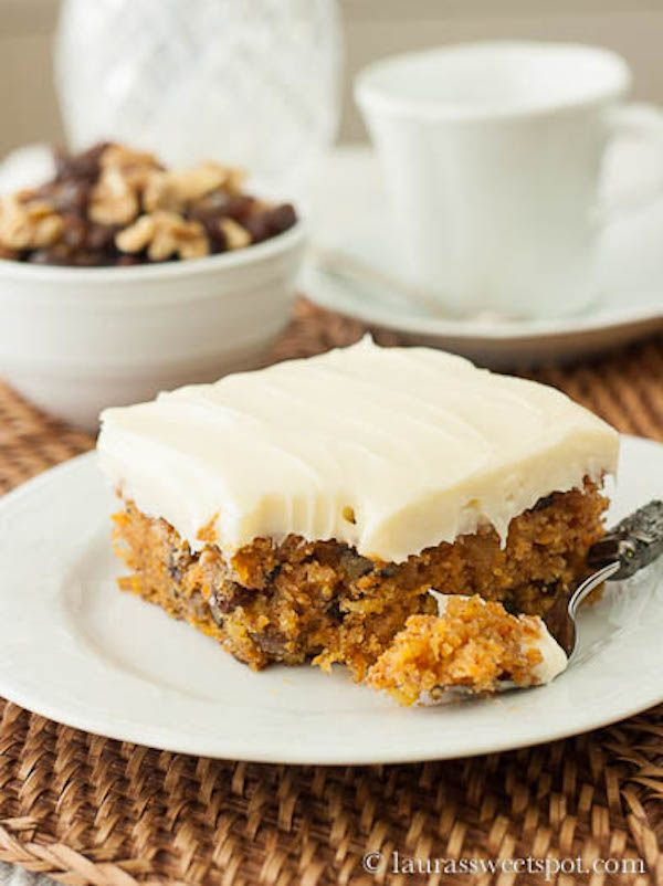 Sigrid's Carrot Cake Recipes — Dishmaps