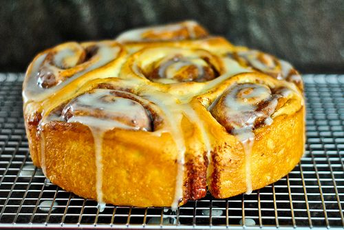 Cinnamon Swirl Buns | Breads&Danishes. | Pinterest