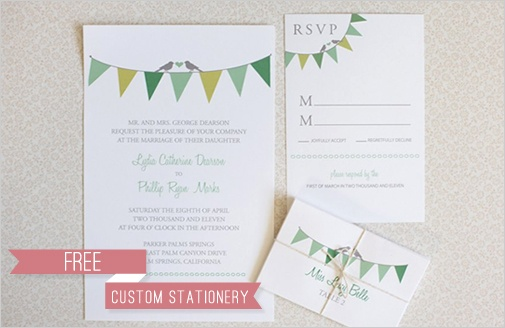 Custom Wedding Invitations Online was very inspiring ideas you may choose for invitation ideas
