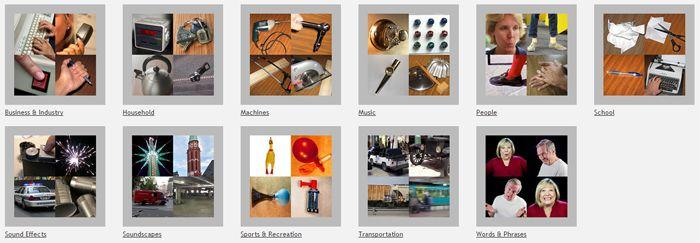Un banco de sonidos para usos didácticos  Los 5 sentidos  Pinterest