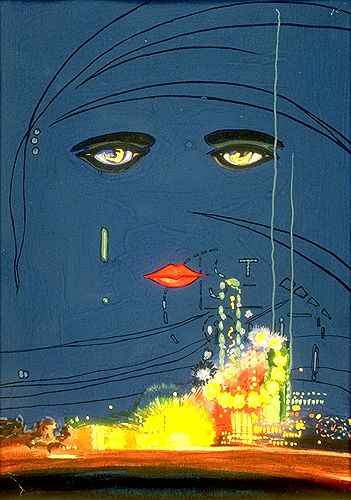 The Great Gatsby, c. 1925 [one of the best books] My 2nd favorite novel of all time!