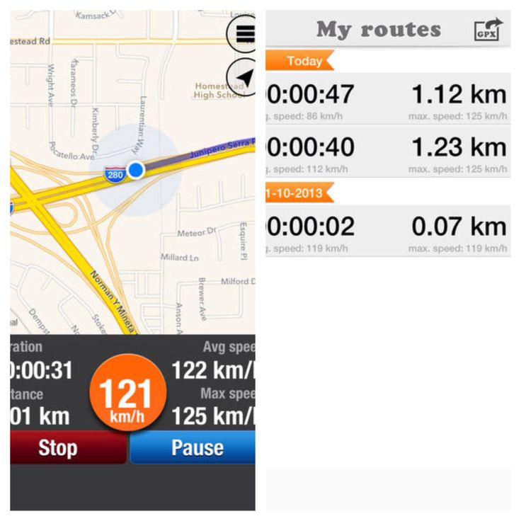 background gps tracker app iphone