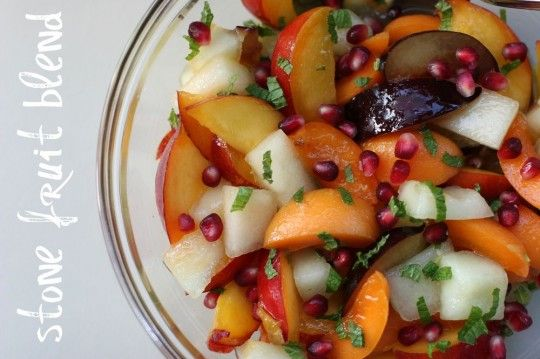 Ginger Syrup for Fruit Salad 3 C water 2 C sugar 2 C thinly sliced ...