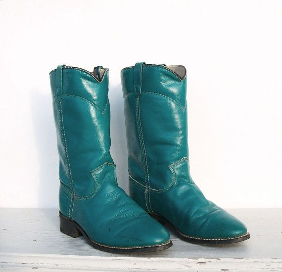 Popular Teal Cowboy Boots For Women  Boot 2017