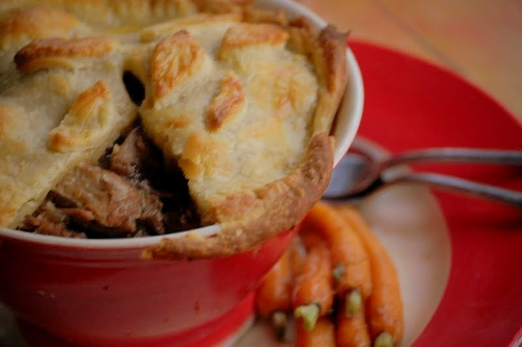 Beef and Guinness Pie | Beef | Pinterest
