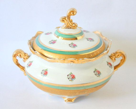 Soup Tureen for when I entertain in the future and don't want to just ...