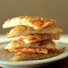 Grated Potato Pancakes | Breakfast Yummies | Pinterest