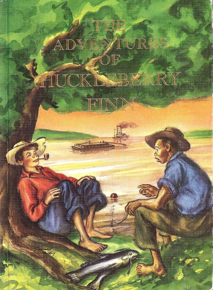 The adventures of huckleberry finn essay