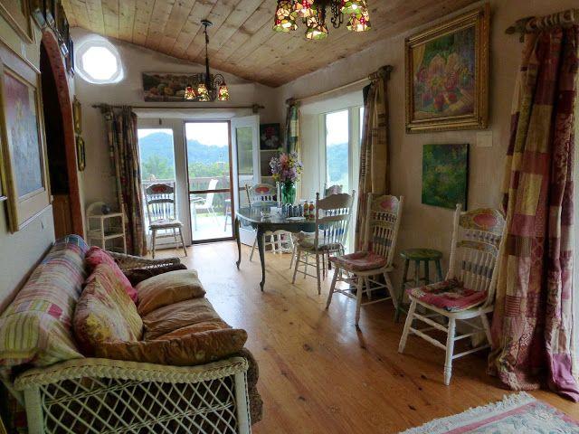 English Cottage Porch Interiors Pinterest