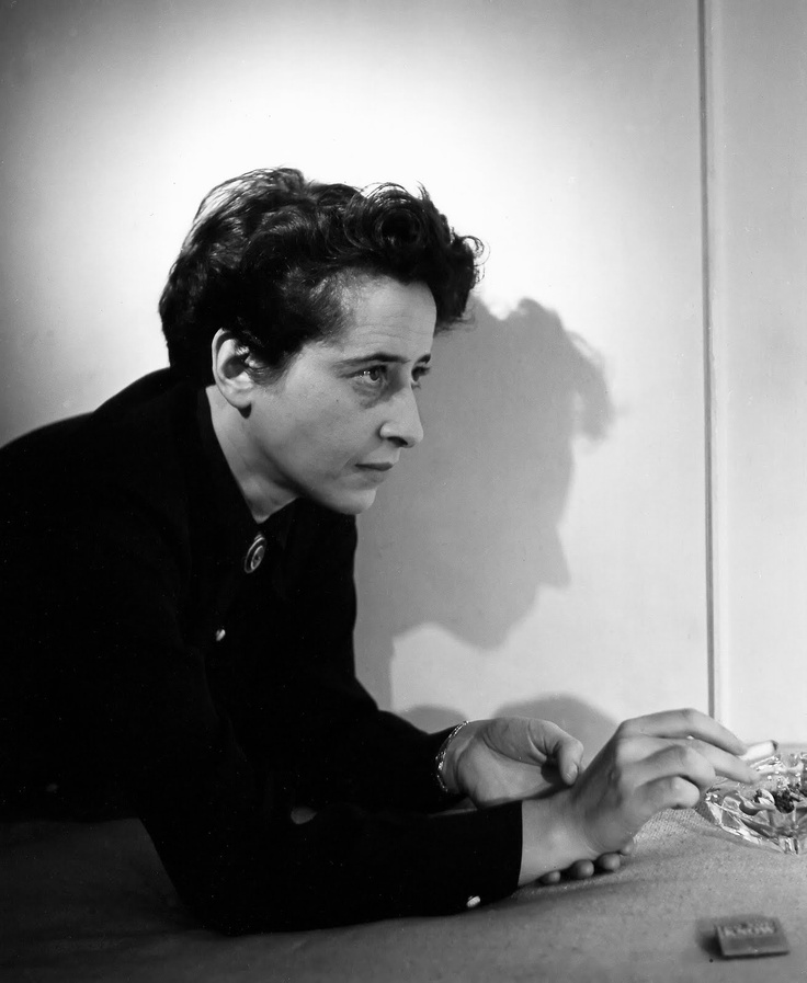 hannah arendt banality evil thesis