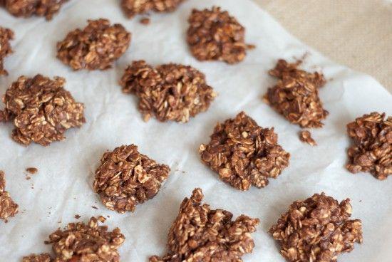 Chocolate & Coffee No-Bake Cookies | Recipe