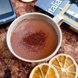 creamy Italian hot chocolate   Food!   Pinterest