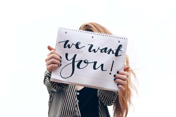 Image result for we are looking for you