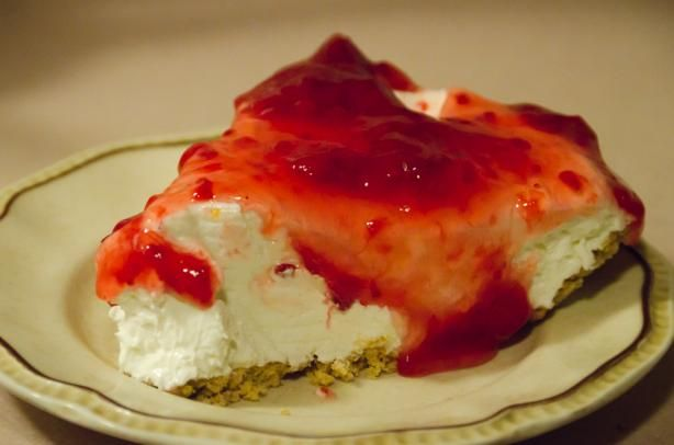 No Bake Cheesecake from Food.com: This is so easy and good!! Its great ...