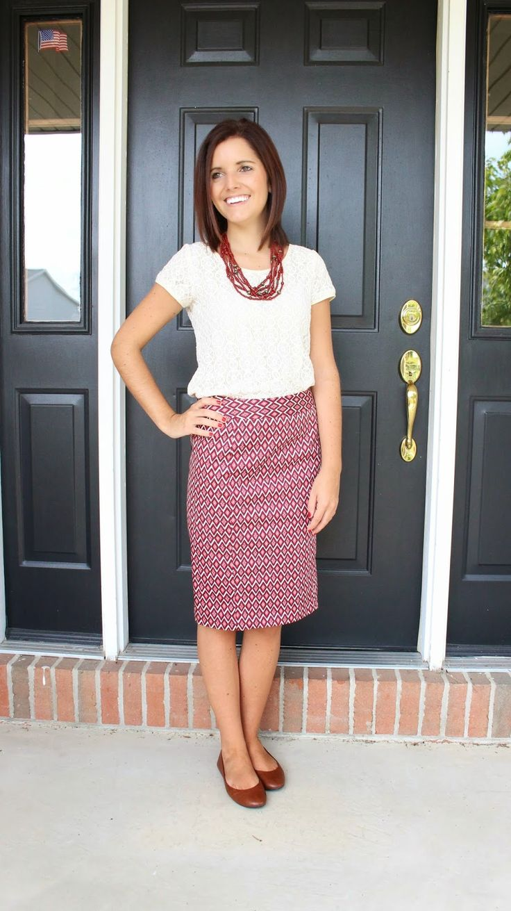 Classy In The Classroom: Classroom Tour and First Day of School Outfit ...