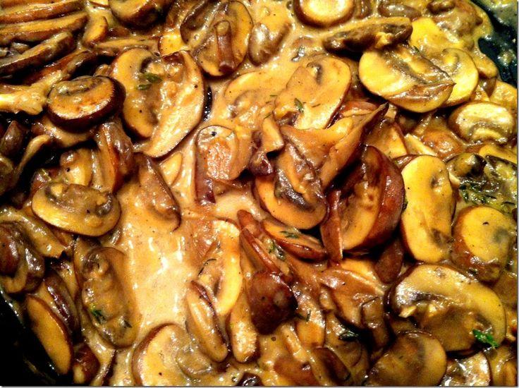 Vegan Mushroom Gravy Recipe — Dishmaps