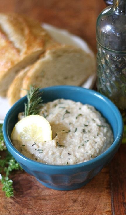 White Bean and Artichoke Dip Recipe on twopeasandtheirpod.com This ...