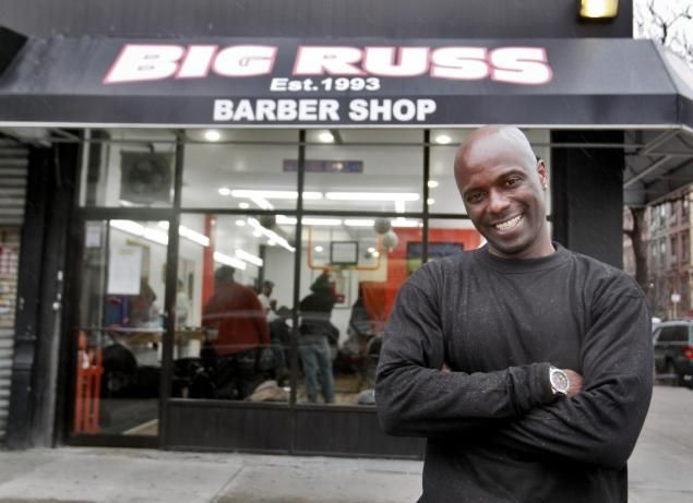 Barber Shop Louisville : Louisville guard Russ Smith rises from Gauchos Gym in the Bronx to BIG ...