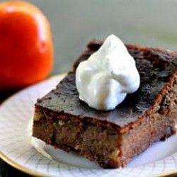 Persimmon Pudding Cake | Cake | Pinterest