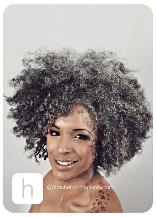 Youthful Grey Hair Cuts