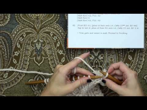 How to Bind Off a Knitting Loom   eHow
